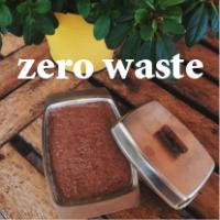 zero waste - manteiga