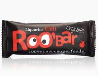 licorine and chili bar gluten free roobar 30gr