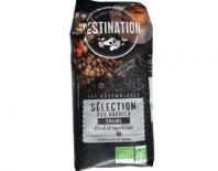 organic grain coffee arabica robusta destination 1kg