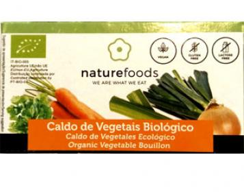 caldo vegetal nature foods 66gr