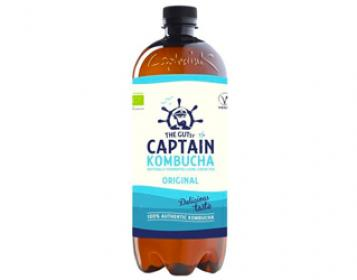 captain kombucha original 1lt