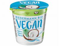 cocogurte vegan natural biedermann 150g