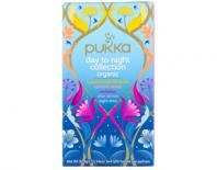 day & night collection pukka 20 tea sachets 5 varieties
