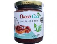 spreading coconut cream with cocoa/hazelnut provida 200gr