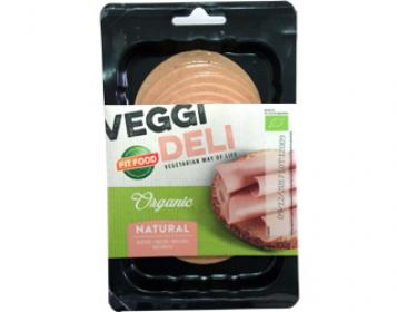 fiambre vegetariano fit food 100gr