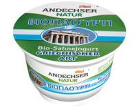 greek cream yoghurt 10% andechser 200gr