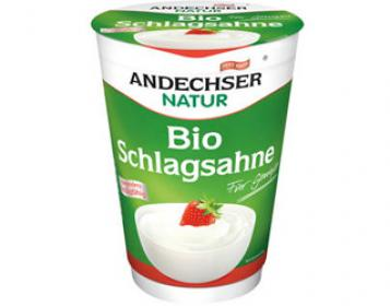 fresh cream 32% andechser 200ml
