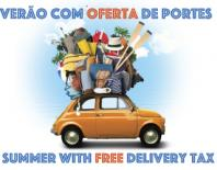 free delivery tax campaign