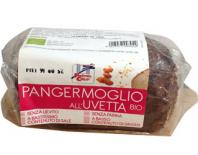 sprouted bread with raisins finestra 400gr
