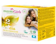 day ultra-thin pads masmi girls 10 unid
