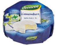 camembert cheese 50% denree 125gr