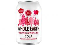 soft drink cola whole earth 33cl