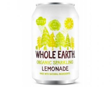 refrigerante limonada whole earth 33cl