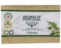 mint soap aromas de portugal 80g
