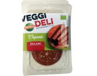 salame vegetariano rústico fit food 100gr