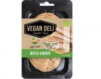 mixed garden vegetarian ham fit food 100gr