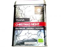 christmas night tisane tin gamoal 40gr