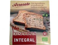 wholemeal toasts arrasate 270gr