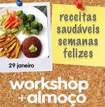 workshop+almoço