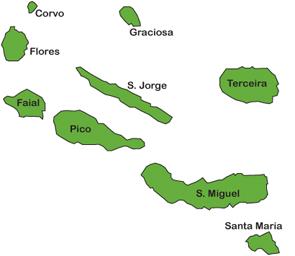 mapa açores ilhas organic products deliveries mapa açores ilhas