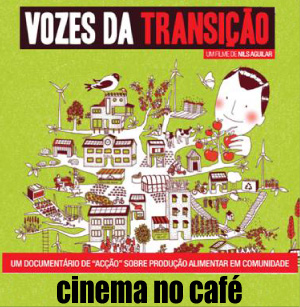 cinema no cafe
