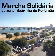 Marcha solidária