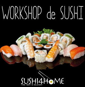 workshop de sushi