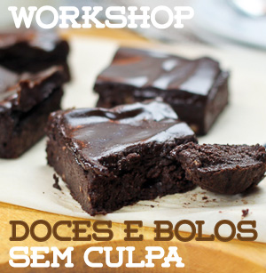 workshop - doces e bolos sem culpa