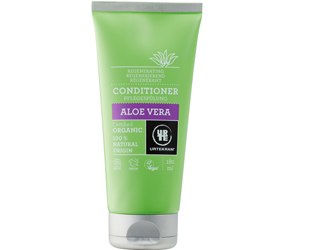 conditioner aloe vera dry hair restorer urtekram 180ml