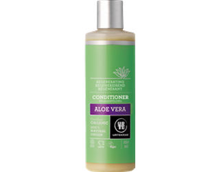 conditioner aloe vera dry hair restorer urtekram 250ml