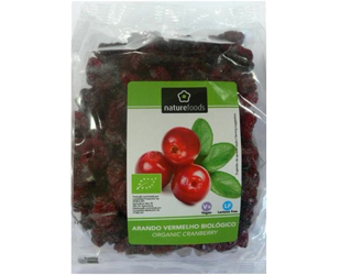 cranberries naturefoods 250gr