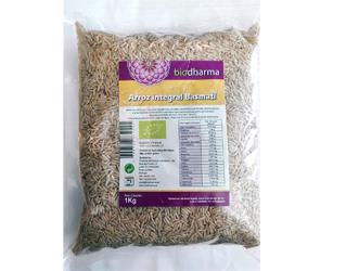 basmati whole rice biodharma 1kg