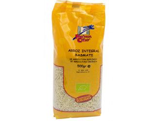 arroz basmati integral finestra 500gr