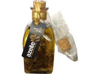 azeite aromatizado quinta da fornalha 250ml