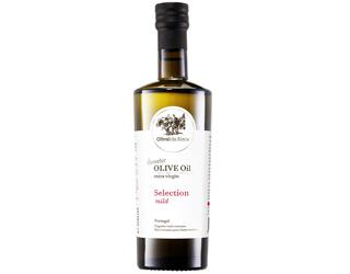 olive oil extra virgin mild demeter olival da risca 0,5l