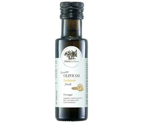 olive oil lemon demeter olival da risca 250ml