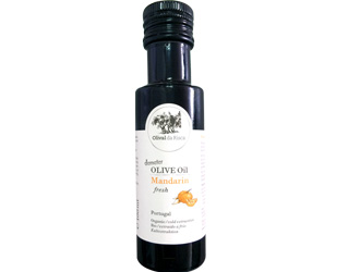 olive oil mandarin demeter olival da risca 100ml