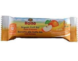 apple banana bar holle 25gr