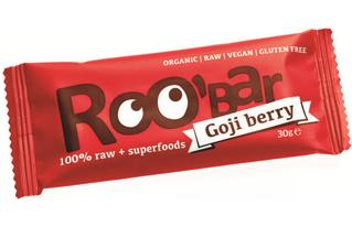 goji berry bar gluten free roobar 30g