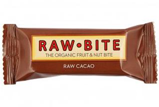 raw cocoa bar gluten free raw bite 50g