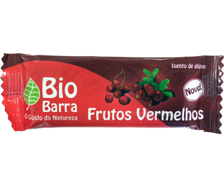dried fruits bar w/ red fruits gluten free bio barra 30g