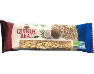 barrita de quinoa e côco quinua real 20gr