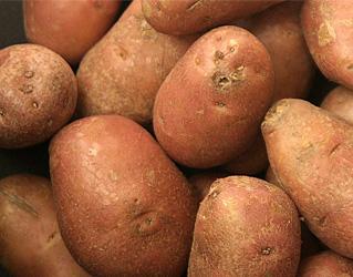 purple potato 10kg box