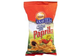 crisps paprika añavieja 125gr
