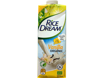 rice drink vanilla rice dream 1L