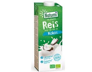 coco rice drink gluten free natumi 1lt