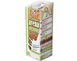 bebida biológica de aveia s/gluten finestra 1L.