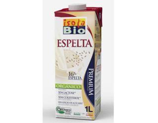 spelt beverage isola bio 1L