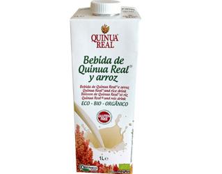 bebida biológica de quinoa real s/gluten 1L