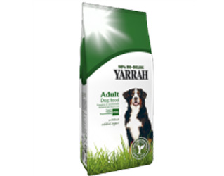 vegetarian biscuits for dogs yarrah 500gr